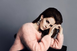 Lana Del Rey Is The New Face Of H&M