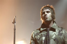 Liam Gallagher Is Singing Oasis Again