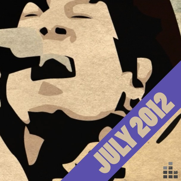 Stereogum Monthly Mix: July 2012