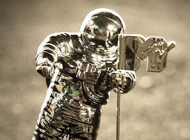 MTV Moonman