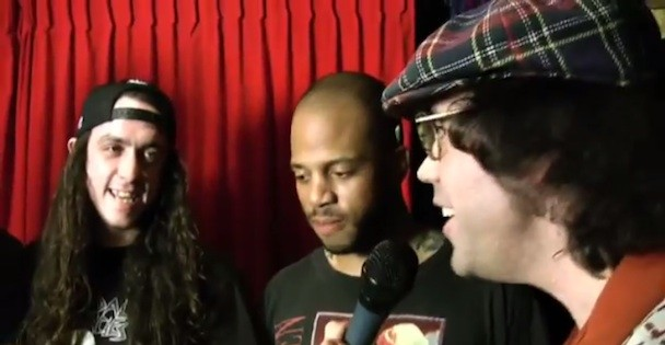 Watch Nardwuar Interview Trash Talk