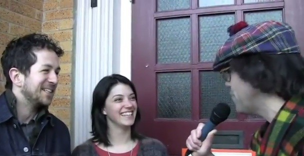 Nardwuar Interviews Sharon Van Etten