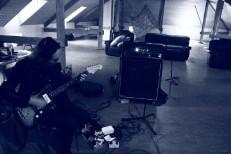 Alcest - 2012 rehearsal