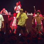 Tyler, The Creator & Earl Sweatshirt @ Best Buy Theater, NYC 7/26/12