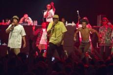 Tyler, The Creator & Earl Sweatshirt @ Best Buy Theater, NYC 7/26/12