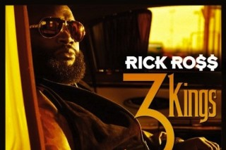"""Rick Ross – """"3 Kings"""" (Feat. Dr. Dre & Jay-Z)"""