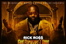 """Rick Ross – """"Diced Pineapples"""" (Feat. Wale & Drake) & """"911"""""""