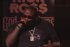Rick Ross On Kimmel