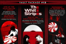 White Stripes' First Concert Gets Vinyl Release