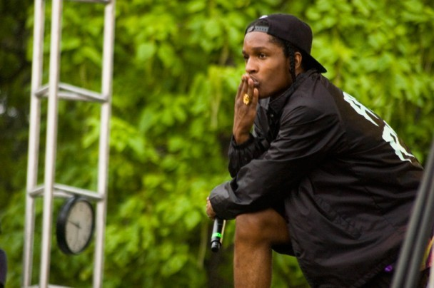A$AP Rocky Covers