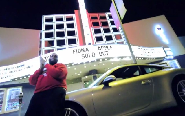 "Rick Ross - ""911"" Video"