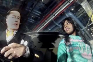 Watch Santigold On <em>Colbert</em>