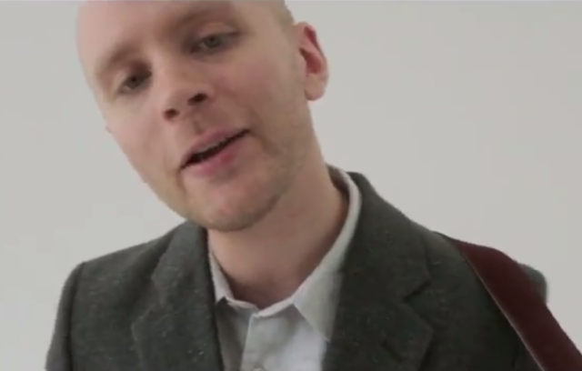 "Jens Lekman - ""I Know What Love Isn't"" Video"
