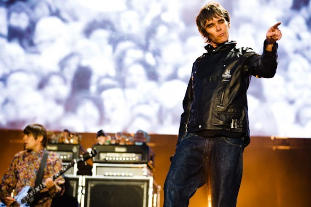 New Stone Roses LP On The Way?