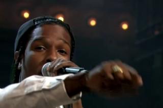 Watch A$AP Rocky On <em>Fallon</em>