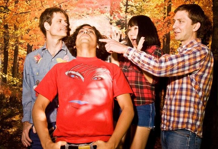 Deerhoof 2012