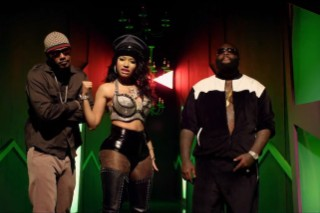 "Nicki Minaj – ""I Am Your Leader"" (Feat. Rick Ross & Cam'ron) Video"