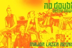 "No Doubt – ""Settle Down (Major Lazer Remix)"""