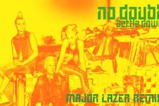 """No Doubt – """"Settle Down (Major Lazer Remix)"""""""