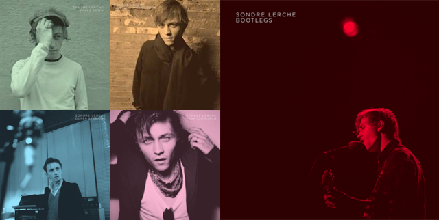 Sondre Lerche Album Covers
