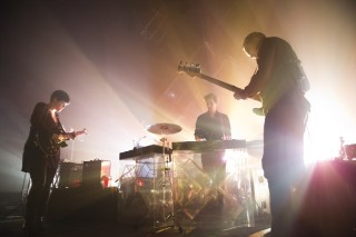 """Watch The xx Play """"Swept Away"""" In L.A."""