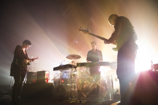 Watch The xx Play
