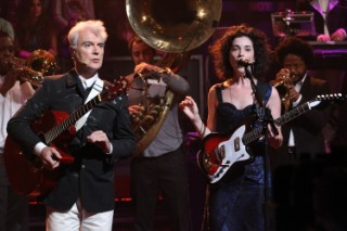Watch David Byrne &#038; St. Vincent Play <em>Fallon</em>