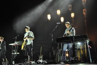 Grizzly Bear @ Radio City Music Hall, NYC 9/24/12