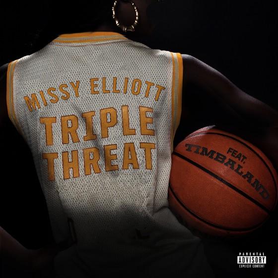 """Missy Elliott - """"Triple Threat"""""""