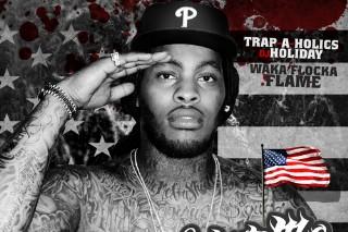 Download Waka Flocka Flame <em>Salute Me Or Shoot Me 4: Banned From America</em> Mixtape