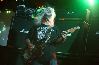 Dinosaur Jr., Electric Flower Group @ Belly Up, Solana Beach 9/6/12