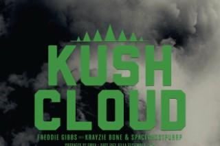 "Freddie Gibbs – ""Kush Cloud"" (Feat. Krayzie Bone, SpaceGhostPurrp)"
