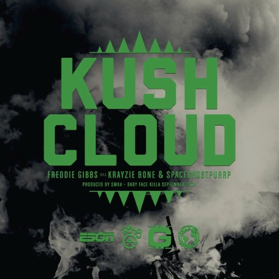 "Freddie Gibbs - ""Kush Cloud"" (Feat. Krayzie Bone, SpaceGhostPurrp)"