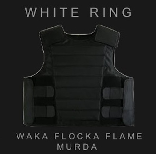 "Waka Flocka Flame - ""Murda (White Ring Remix)"""