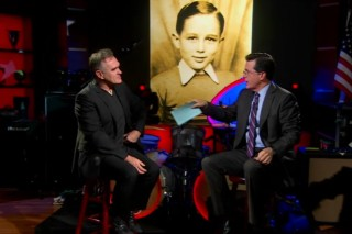 Watch Morrissey On <em>Colbert</em>