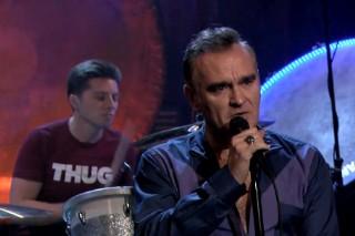 Watch Morrissey Play <em>Fallon</em>