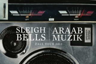 "Sleigh Bells – ""Never Say Die (AraabMuzik Remix)"""