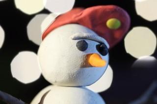 """Sufjan Stevens – """"Mr. Frosty Man"""" Video"""