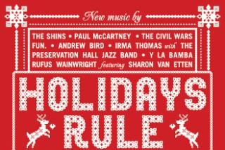 "Rufus Wainwright & Sharon Van Etten – ""Baby It's Cold Outside"""