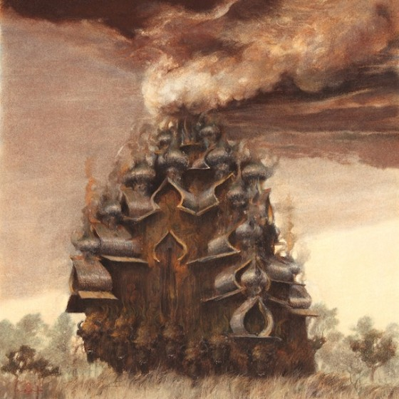 Horseback & Locrian - New Dominions