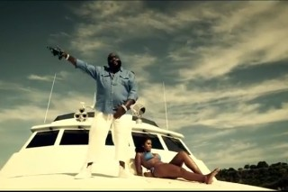 """Rick Ross – """"Diced Pineapples"""" (Feat. Drake & Wale) Video"""