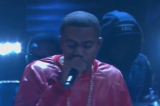 Watch Nas On <em>Conan</em>