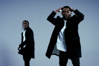 "A$AP Rocky – ""Fuckin' Problems"" (Feat. Drake, Kendrick Lamar & 2 Chainz) Video"