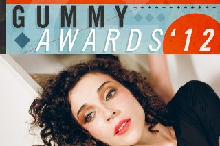 The Gummy Awards: Your Top 20 Indie Rock Crushes Of 2012