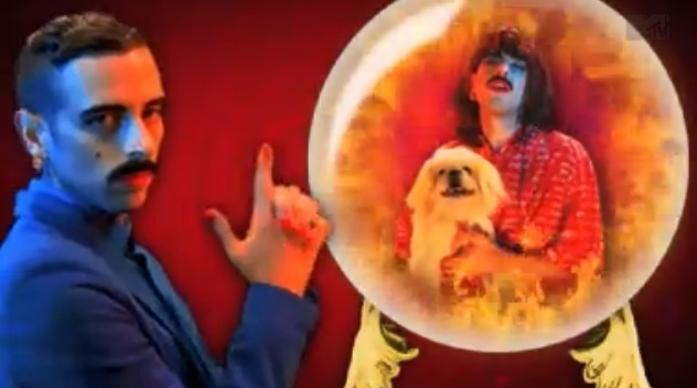 "SSION - ""Psy-Chic"" Video"