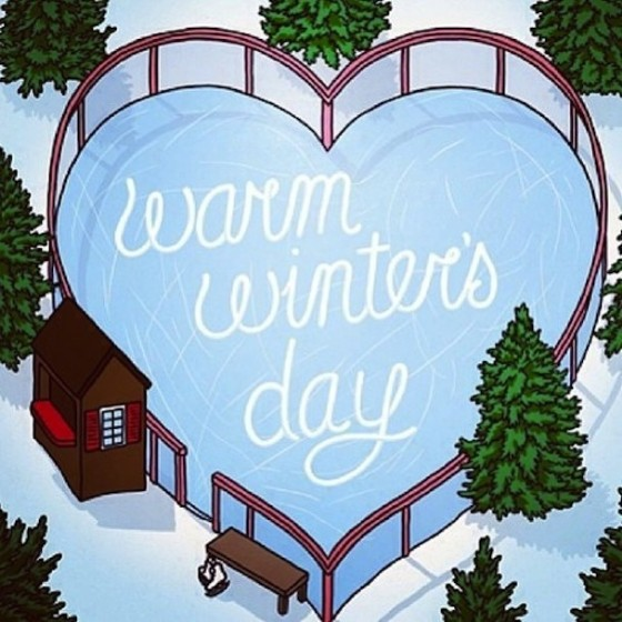 Alison Valentine - Warm Winters Day