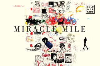 "Cold War Kids – ""Miracle Mile"""