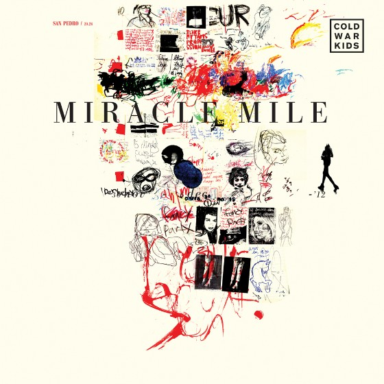 "Cold War Kids - ""Miracle Mile"""