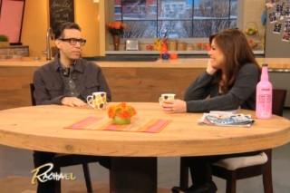 Watch Fred Armisen Talk Death Grips On <em>Rachael Ray</em>