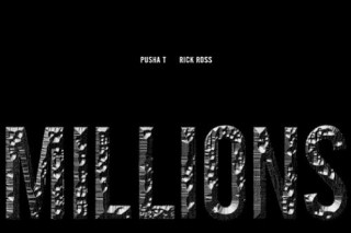 "Pusha T – ""Millions"" (Feat. Rick Ross)"